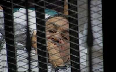 الحكم على مبارك بعد 48 ساعة: اما بالبراءة.. او السجن 10 سنوات..او الإعدام