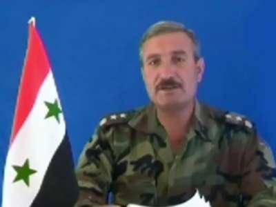 قائد الجيش السوري الحر