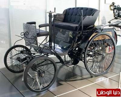 سيارة التاريخ صنعت 1769م