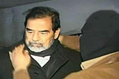 ويكيليكس' تنشر تفاصيل الدقائق الأخيرة لإعدام صدام حسين