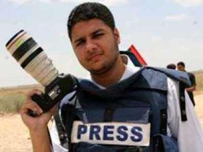 الصحافي الفلسطيني محمد عثمان يفوز 9998320993.jpg