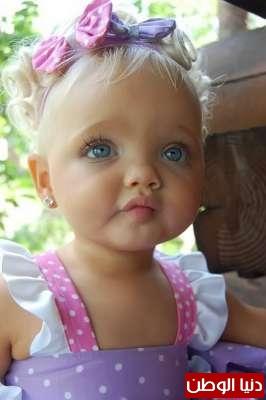 باربي الحقيقية: صور مدهشة لفتاة صغيرة تشبه الدمية !