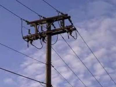 تعطل احد خطوط الكهرباء المصرية المغذية لرفح