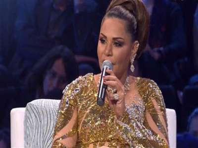 فستان أحلام في الحلقة الأخيرة من Arab Idol ثمنه أكثر من مليون دولار !