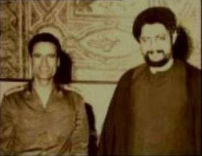 مبارك يكشف في مذكراته كيف قتل القذافي موسى الصدر