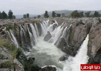 منابع الانهار في الهند