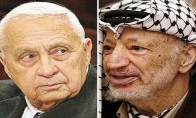 عضو كونجرس أمريكي يدعو عرفات وشارون لاستئناف المفاوضات !!