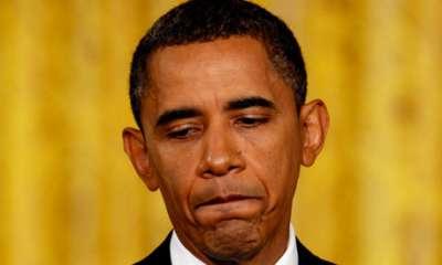 أوباما: زوجتي تسخر من شكل أذني ومن تناولي للفول السوداني