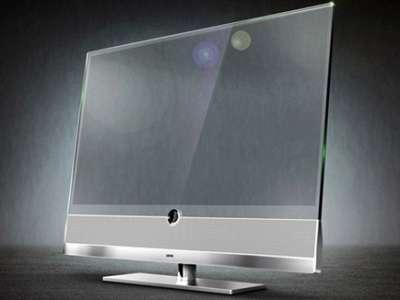 أجهزة تلفاز شفافة تختفي بعد إغلاقها