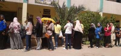 فى انتخابات الرئاسة المصرية.. البنات تكسب ! .. شاهد الصور