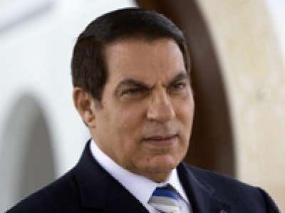 بن علي ينتقد دعوة النيابة العسكرية في تونس إلى إعدامه