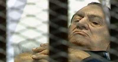 ابناء مبارك: سنحتفل ببراءة الرئيس السابق بميدان مصطفى محمود