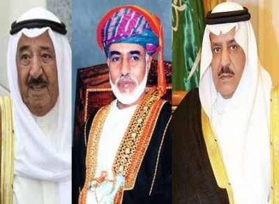 اسماء قادة عرب زاروا مبارك في المركز الطبي العالمي