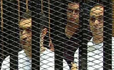 مفاجأة .. محامي عائلة مبارك يؤكد:التهم الموجهة إلى علاء وجمال سقطت بالتقادم !