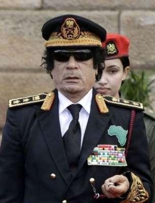 مفاوضات في ليبيا برعاية مصرية لإعادة دفن القذافي في جنازة رسمية
