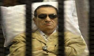 مصدر قضائي : عدم إجماع هيئة المحكمة على الاعدام وراء تخفيف الحكم على مبارك والعادلى