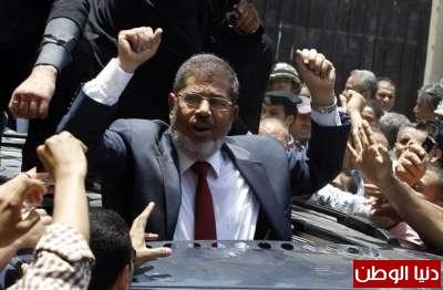 """احتفالات في ميدان التحرير بعد اعلان الاخوان """"مرسي رئيساً للجمهورية"""" .. شاهد الصور والفيديو"""