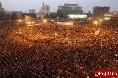 مساعد وزير الداخلية المصري ينضم لاعتصام التحرير