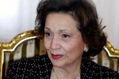 """سوزان مبارك لرئيس مصر المنتخب: """"وليعفوا وليصفحوا"""""""