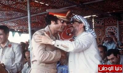 من ذكريات مساعد القذافي :عرفات يتمتع بحنكة جعلته يلتف على كل القادة والقذافي ارسل لمبارك قائلاً لسنا موظفين عندك