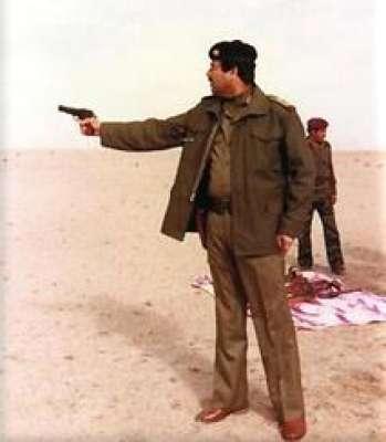 كيف وصل مسدس صدام حسين الذي اهداه الى علي الكيمياوي الى الجيش الاسرائيلي