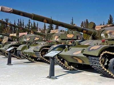 الجيش السوري يحتشد على الحدود التركية