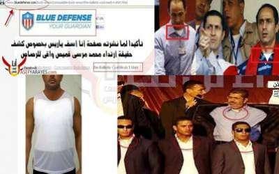 انا اسف ياريس: محمد مرسي كان مرتدياً واقي ضد الرصاص