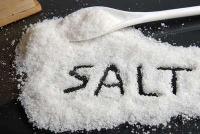 الملح للتجميل وليس للطعام فقط