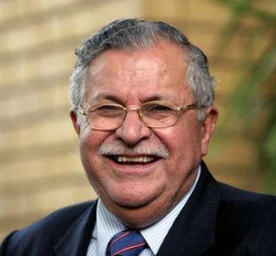 """لماذا يرفض """"جلال الطالباني"""" التوقيع على إعدام طارق عزيز ؟!"""