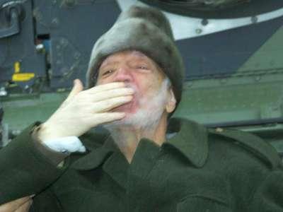 سهى عرفات ترفع دعوى ضد مجهول بباريس للكشف عن ظروف وفاة زوجها