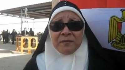 الشيخة ماجدة : زلزال يضرب مصر انتقاما لمبارك