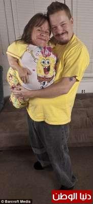 اصغر ام في العالم حامل بمولودها الثالث رغم تحذيرات الاطباء.. شاهد الصور