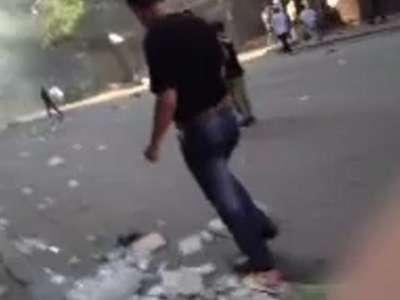 استشهاد أربعة فلسطينيين برصاص الأمن السوري في مخيم اليرموك للاجئين..فيديو