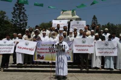 غزة تتضامن مع مسلمي بورما وتطالب بنصرتهم
