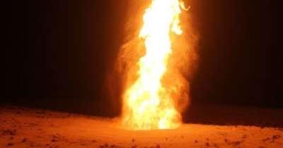 تفجير خط الغاز في العريش يكشف المفاجأة