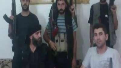 """هسام هسام.. """"هدية"""" ثوار سوريا للحريري... الثوار يعلنون اعتقال احد شهود قضية رفيق الحريري"""