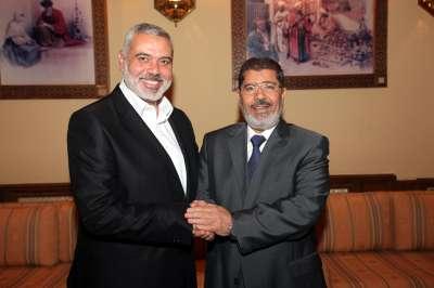 فتح معبر رفح من الساعة9 صباحاً حتى 9 مساءً بعد لقاء هنية بالرئيس مرسي