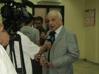 """السفير الفلسطيني في سوريا """"محمود الخالدي"""" : حماس غادرت والجهاد باقي في دمشق"""