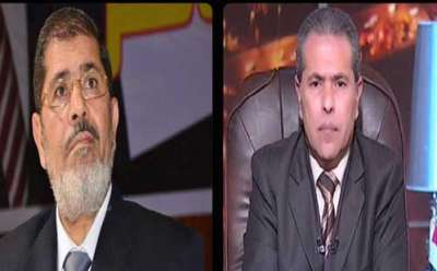 عكاشة لمرسى: الحرس الجمهورى لن يحميك منى .. فيديو