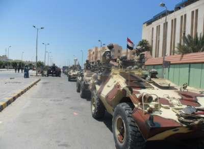 مواقع جهادية: انتهاء حملة الجيش على سيناء دون خسائر للجهاديين وسنخرج منتصرين