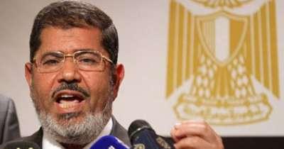 """موقع امريكي:الرئيس المصري """"محمد مرسي"""" يسير على خطى نظام مبارك"""