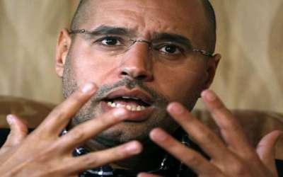 مفاجاة كبيرة سيف الاسلام القذافي  يعترف بالتهم الموجه اليه  ويرفض الدفاع عن نفسه ويطالب بإعدامه وحكومة الزنتان المحلية ترفض الطلب