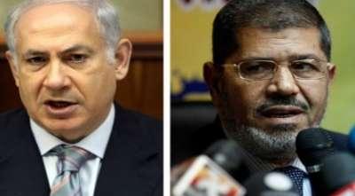صحيفة إسرائيلية: مرسي حكيم ونتنياهو