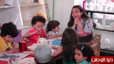 """غادة رجب تطلق فيديو كليب """"أوي أوي"""" من ألبومها الجديد"""