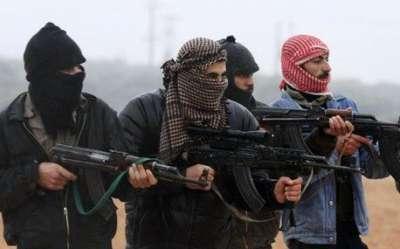 اشتباكات ونزاعات بين ميليشيات الجيش الحر ومسلحين من القاعدة في سوريا