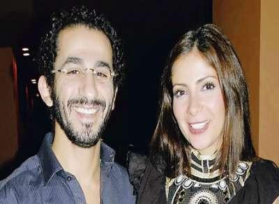 طلاق أحمد حلمى ومنى زكى