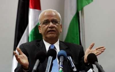 عريقات يطالب الجنائية الدولية بفتح تحقيق فوري حول جرائم الحكومة الإسرائيلية