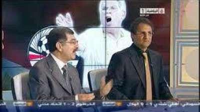 أجرأ الكلام .. سب وشتائم على الهواء مصطفى يونس و علاء صادق