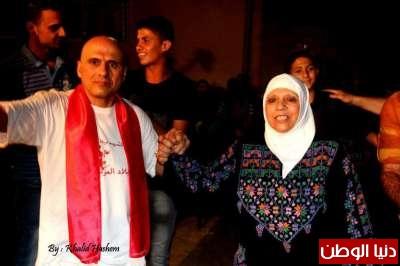 في عرس وطني كبير: الأسير المحرر المقدسي سامر أبو سير يحتفل بزفافه .. شاهد الصور