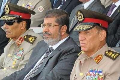 مرسي يصدر خلال ساعات قراراً